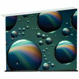 """Draper Access Manual Projection Screen - 133"""" - 16:9 - Ceiling Mount 203022"""