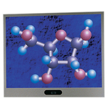 Draper Vortex Rear Projection Screen Surface