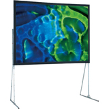 Draper Ultimate Folding Screen 241015 Manual Projection Screen