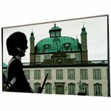 """Draper Ultimate Access Electric Projection Screen - 133"""" - 16:9 - Ceiling Mount 119022"""