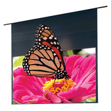 """Draper Signature Electric Projection Screen - 100"""" - 4:3 - Ceiling Mount 111319"""