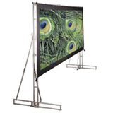 Draper Truss-Style Cinefold Manual Projection Screen