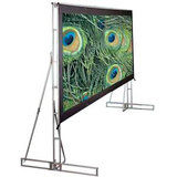 Draper Truss-Style Cinefold Manual Projection Screen 221032