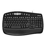 Microsoft MultiMedia Keyboard K49-00066