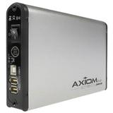 USBHD35S/160-AX - Axion Serial ATA/300-USB 2.0 External Hard Drive - 160GB - External-USBHD35S/160-AX