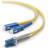 Belkin Fiber Optic Duplex Patch Cable - F2F802L710M