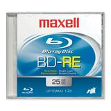 Maxell 2x BD-RE Media