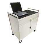 Bretford Basics Notebook Storage Cart