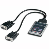 B&B 2 Port DB-9 RS-422/485 Multiport Serial Adapter DSP-200/300