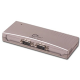 SIIG 2 Port DB-9 Serial Hub