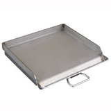 Camp Chef Professional 16&quot; x 15&quot; Steel Griddle - SG30