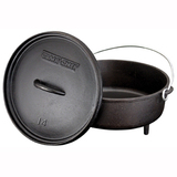Camp Chef Classic 14 Seasoned Cast Iron Dutch Oven