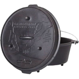 "Camp Chef Ultimate 12"" Aluminum Dutch Oven - DO14"