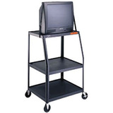 Da-Lite PM2-42J PIXMate Monitor Cart