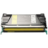Lexmark Extra High Yield Return Program Yellow Toner Cartridge - C5346YX