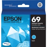 Epson DURABrite T069220 Cyan Ink Cartridge T069220-S