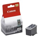 Canon PG-40 Twin Pack Black Ink Cartridge