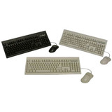 Keytronic KT800U2M10PK Keyboard and Mouse