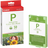 click for Full Info on this Canon E P50 Photo Pack For Selphy ES1 Printer