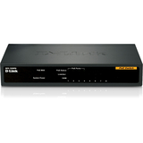 D-Link 8-Port Ethernet Switch with PoE