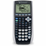Texas Instruments TI-84 Plus Silver Graphic Calculator - 84PL2VSICBX1L1B