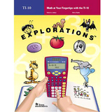 Texas Instruments Math at Your Fingertips With the TI-10