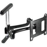 Chief PDR-UBLACK Dual Swing Arm Wall Mount