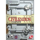 Take-Two Sid Meier's Civilization III: Complete