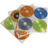 Case Logic 200 Capacity CD Album Refill Pages - CDP200