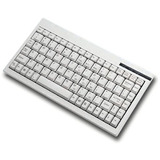 Solidtek Mini 88 Keys POS Keyboard Ivory PS/2 KB-595P KB-595P