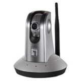 CP TECH LevelOne WCS-2060 11g Wireless P/T IP Network Camera