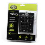 Gear Head KP2200U 19-Key Numeric Keypad - KP2200U