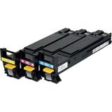 Konica Minolta High Capacity Color Toner Cartridges - A06VJ33