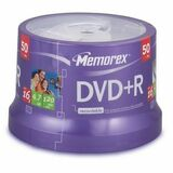 Memorex Lightscribe 16x DVD+R Media