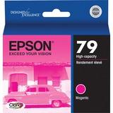 Epson 79 High-Capacity Magenta Ink Cartridge
