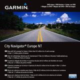 Garmin City Navigator Europe NT Digital Map 0101088700