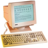 Boundless Technology 2200-2716-7100 ADDS 4000/110 Text Terminal