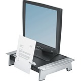 Fellowes Office Suites Standard Monitor Riser with Copy Holder