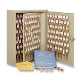 MMF Dupli-Key Two-Tag Key Cabinet for 30 Keys