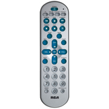 RCA 4-DEVICE Universal Big Button Remote Control RCR4358