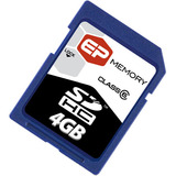 EP Memory 4GB Secure Digital High Capacity (SDHC) Card