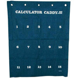 Stokes Publishing Calculator Caddy III