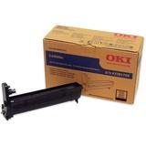 Oki Black Image Drum For C6000n and C6000dn Printers 43381760
