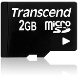 Transcend 2GB microSD Card