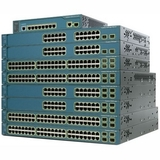 Cisco Systems, Inc WS-C3560E-48PD-SF Catalyst 3560-E 48-Port Multi-Layer Ethernet Switch with PoE