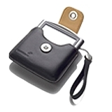 TOMTOM Leather Case and Strap