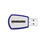 Kanguru 32GB FlashBlu FB USB 2.0 Flash Drive