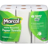 Marcal 2 Ply Quilted Roll Paper Towel