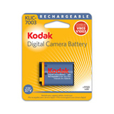 Kodak KLIC-7003 Lithium Ion Digital Camera Battery