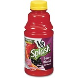 Office Snax V8 Splash Fruit Juice
